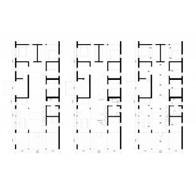 Moduláris ház 5 szobás alaprajz