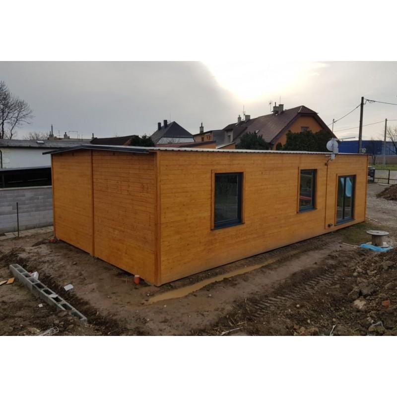 Moduláris ház, 4 szobás