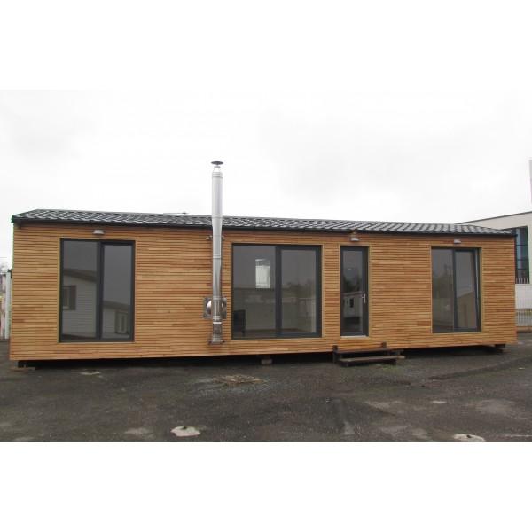 Moduláris ház 3 szobás